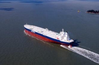 البحري تضيف الناقلة رقم 45 إلى أسطولها سريع النمو - المواطن