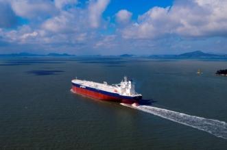 """البحري ترفع أسطولها إلى 90 سفينة باستلام """"لوهة"""" ثاني ناقلات النفط العملاقة - المواطن"""