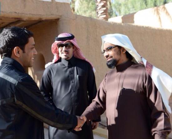 الشّيخ القطامي: الشّلهوب خير من يمثّل دينه ووطنه - المواطن