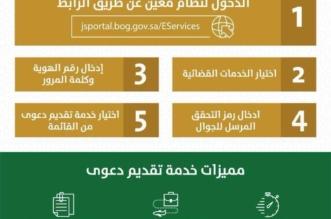 بالخطوات .. طريقة تقديم دعوى إلكترونية لمحاكم ديوان المظالم - المواطن