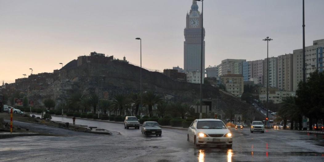 الأرصاد ومدني مكة المكرمة: احذروا الأمطار
