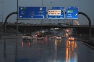أمطار الخير ترطب أجواء محافظة تيماء - المواطن