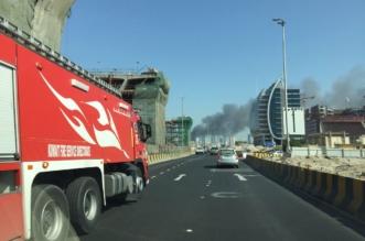 السيطرة على حريق دار الأوبرا بالكويت - المواطن