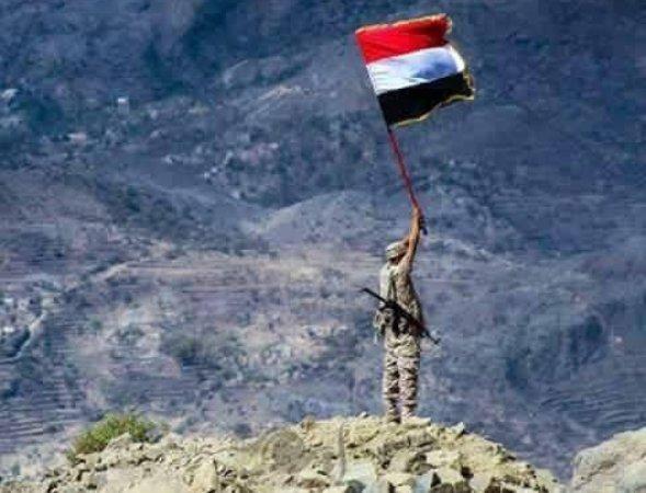 الجيش اليمني يستعيد مواقع جديدة بالجوف