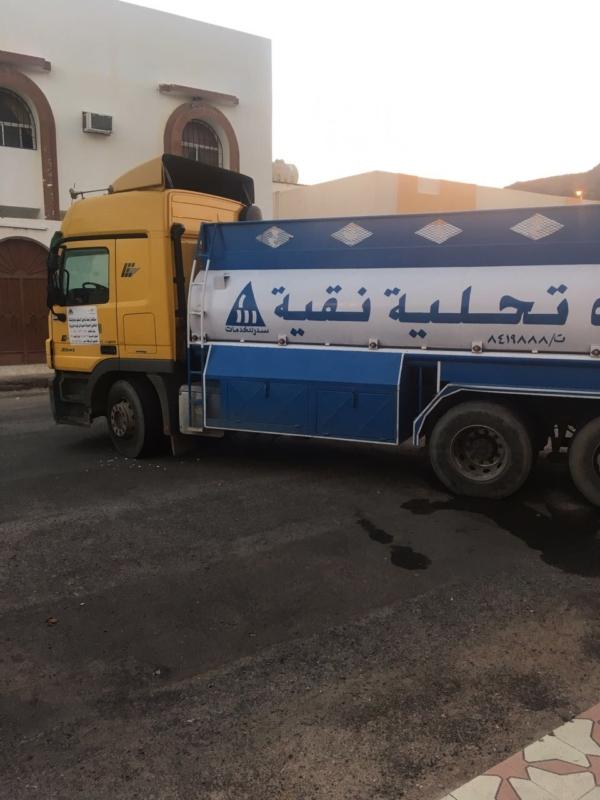 بالصور.. مشكلة المياه تؤرق أهالي حي الدعيثة بالمدينة منذ سنوات