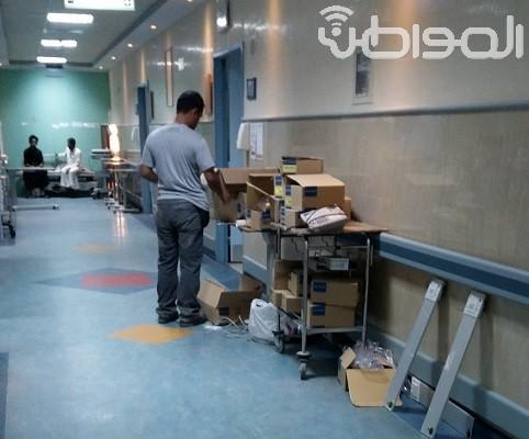 """أعمال صيانة مركز أمراض الدم بـ""""جازان"""" تقض مضاجع المرضى - المواطن"""