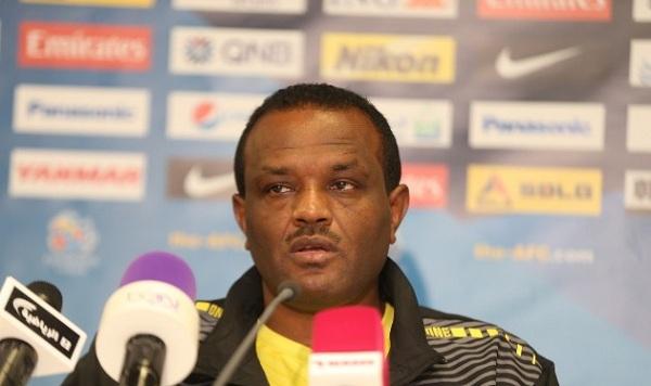 مساعد المدرب في الفريق الكروي الأول الاتحادي الكابتن أحمد زايد