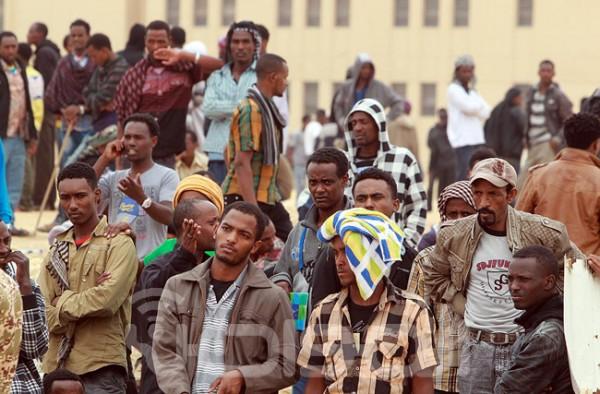 اثيوبيين - اثيوبي - مخالفين - مخالف