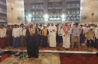 المغامسي: أكرمني الله بهذا الأمر خلال زيارتي لإندونيسيا - المواطن