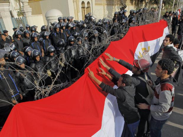 الرئاسة المصريّة تشكّل لجنة قضائيّة للتحقيق في أحداث الحرس الجمهوريّ - المواطن