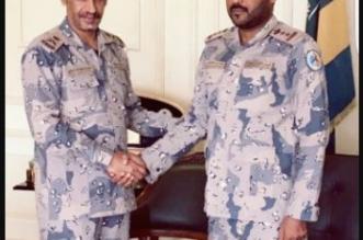 """العتيبي يقلد قائد حرس الحدود بالعارضة رتبة """"عقيد """" - المواطن"""
