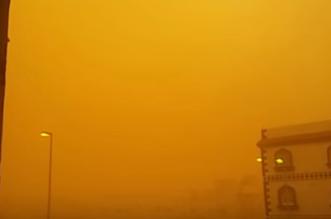 العواصف الترابية تعاود نشاطها على جدة - المواطن