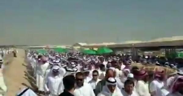 تشييع جثمان الشيخ عبدالرحمن السميط