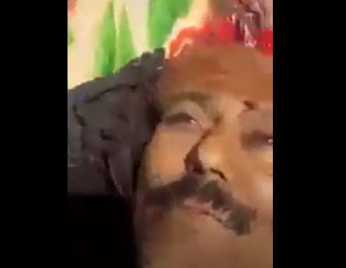 مقتل علي عبدالله صالح