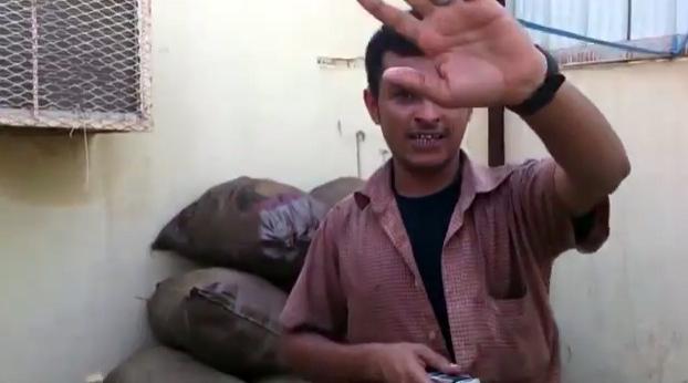 بالفيديو.. مواطن يوثق انتشار الصراصير بمطعم في محافظة الدرب - المواطن