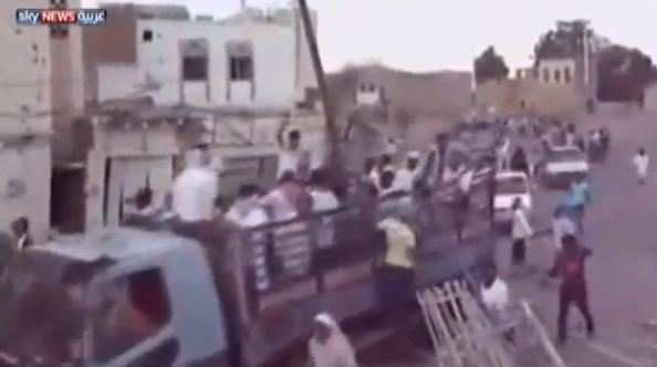 قبائل يمنية تستعيد المكلا من أيدي القاعدة - المواطن