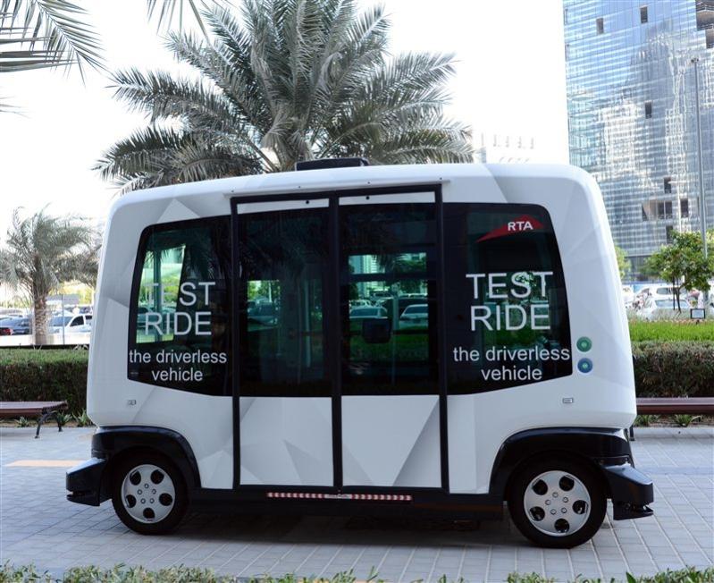 سيارة ذكية دبي