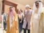 الملك سلمان خلال الجلسة الختامية للقمة الخليجية
