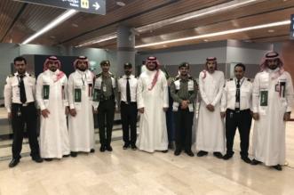 بالصور.. جوازات أبها تشارك الكويت الاحتفال بيومها الوطني 57 - المواطن