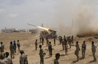 الجيش اليمني يسحق الميليشيات الانقلابية ويتقدم غربي تعز - المواطن