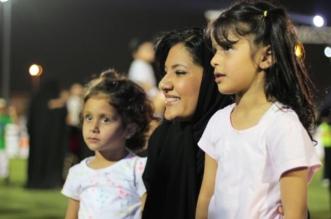 بالصور.. الأميرة ريما بنت بندر تشارك بفعالية #يوم_النشاط_العائلي - المواطن