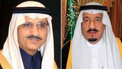 ولي العهد و أمير الرياض