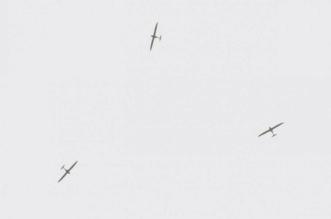 شاهد بالصور.. طائرة النورس ابتكار جديد لمدينة الملك عبدالعزيز للعلوم والتقنية - المواطن