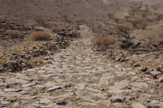 الانتهاء من مسح وتوثيق درب البخور طريق أبرهة وشريان التجارة القديمة - المواطن
