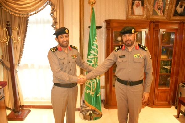 اللواء عايض بن حسين النفيعي