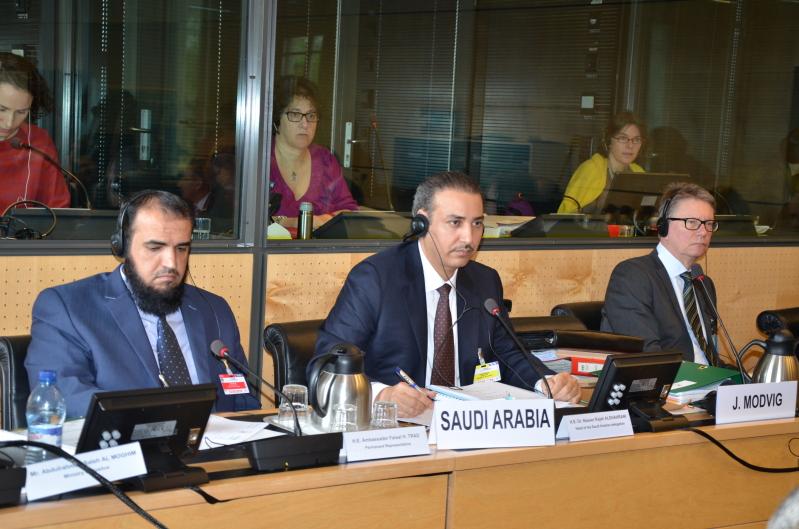الشهراني: المملكة ماضية في حماية وتعزيز حقوق الإنسان بما لا يُخالف الشريعة