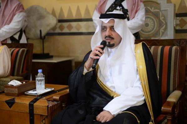 الأمير فيصل بن خالد بن عبدالعزيز - أمير منطقة عسير
