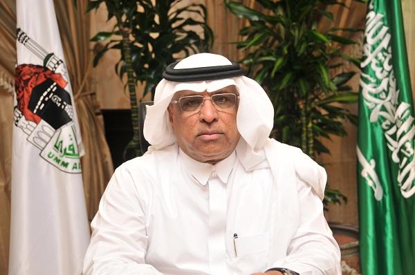معالي مدير جامعة أم القرى الدكتور بكري بن معتوق عساس