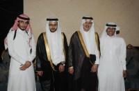 """عبدالله العبيدي يحتفل بزفاف ابنه """"فيصل"""""""