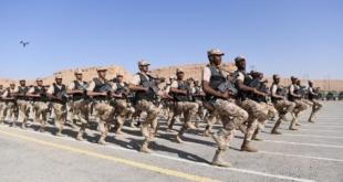بالصور.. قوات الأمن الخاصة تدفع بخريجي دورات المدرعات