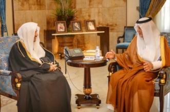 الفيصل يثمن جهود رابطة العالم الإسلامي لخدمة المسلمين - المواطن