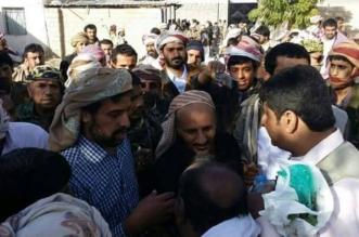 بالصور ... اللحظات الأولى بعد وصول طارق صالح إلى شبوة - المواطن