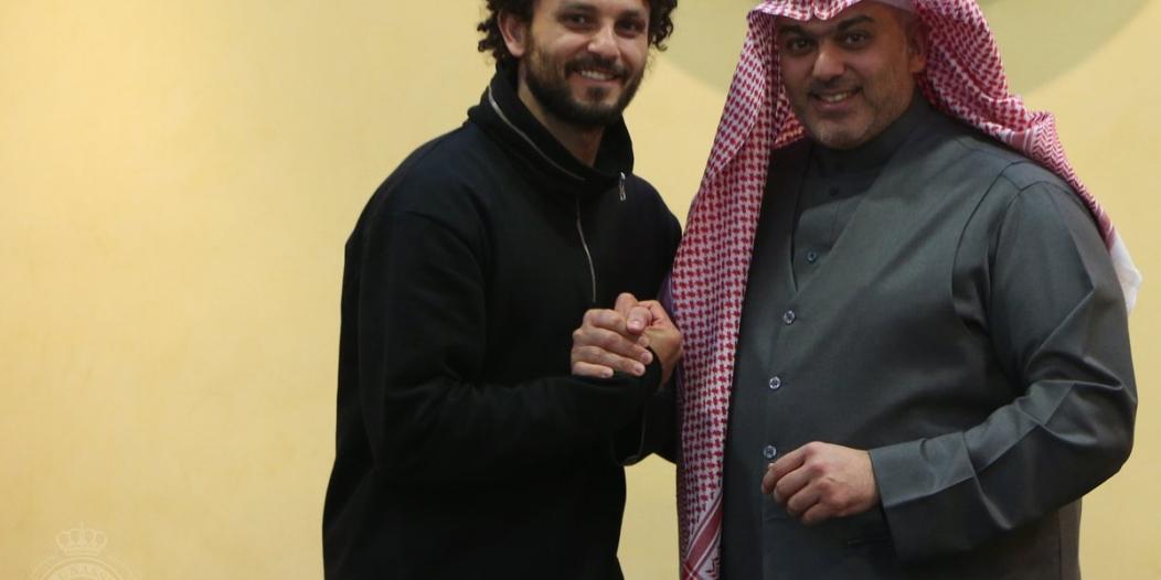 النصر يُوقع مخالصة مالية مع حسام غالي