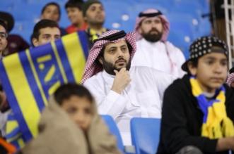 آل الشيخ ينقذ نادي الشباب من كارثة - المواطن