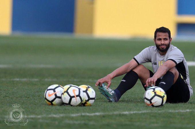 أحمد الفريدي يتواجد في النصر بعد غياب 4 أيام
