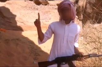 القتل والصلب بحق الداعشي قاتل ابن عمه في حائل - المواطن