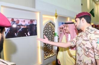 جناح قوات الأمن الخاصة بمعرض آمن 3 يجذب الزوار - المواطن