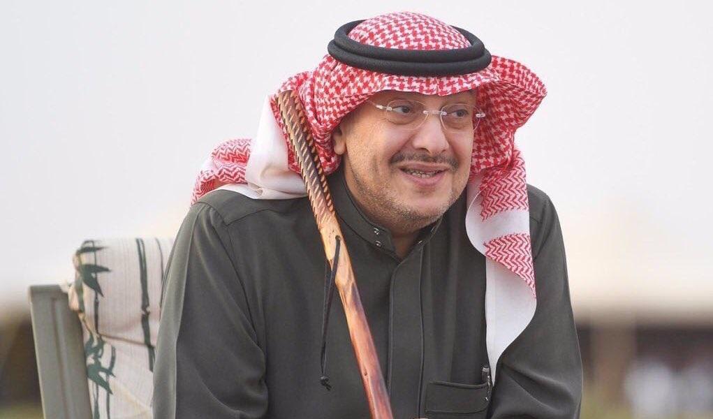 خالد بن فهد يعتذر عن رئاسة أعضاء شرف النصر