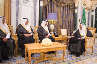 أمام الملك.. السفراء المعينون لدى عدد من الدول الشقيقة والصديقة يؤدون القسم - المواطن