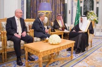 الملك يبحث مع غوتيرس المساهمات الإنسانية للأمم المتحدة وجهود تحقيق الاستقرار والأمن الدولي - المواطن