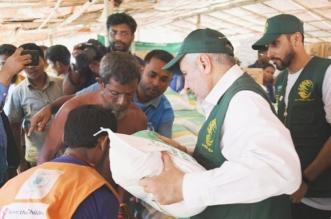 بالصور.. الربيعة يتفقد مخيمات اللاجئين الروهينجا في بنجلاديش - المواطن