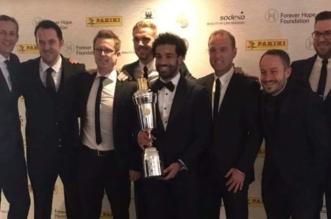 محمد صلاح يُتوج بجائزة أفضل لاعب في الدوري الإنجليزي - المواطن