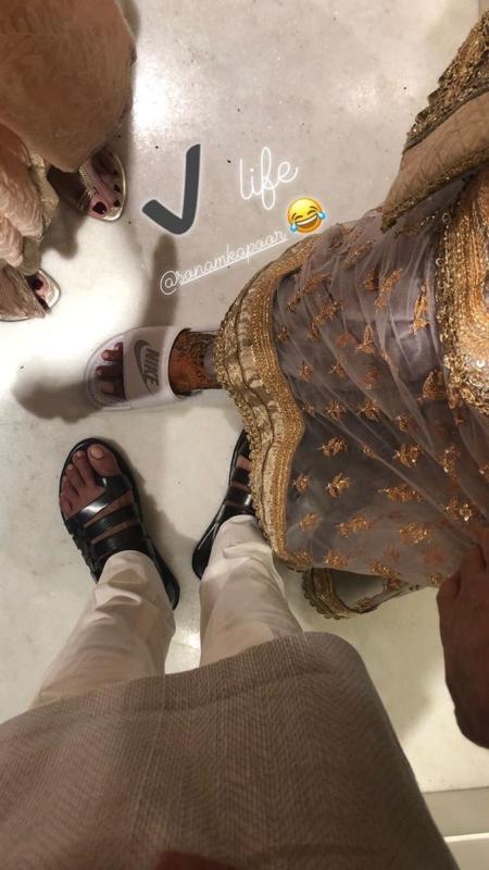 بالفيديو والصور  Sonam Kapoor سونام كابور تحتفي بليلة الميهندي - المواطن