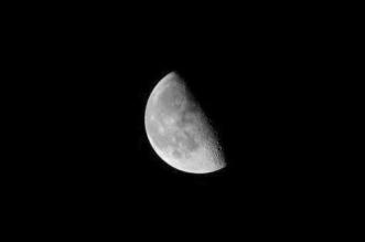 فلكية جدة: التربيع الأخير لقمر شعبان.. الليلة - المواطن