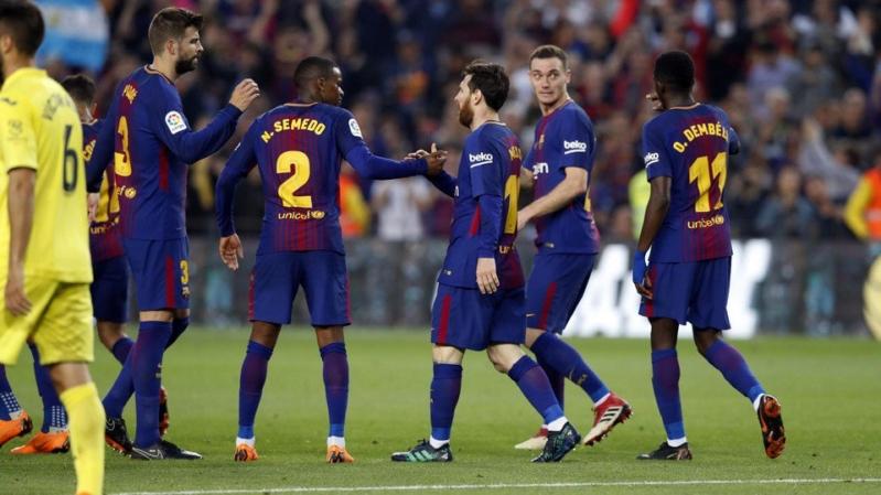 ترتيب الدوري الإسباني 2018 .. برشلونة قاهر أندية الليجا بامتياز
