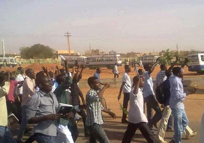 Demonstrations-in-Sudan
